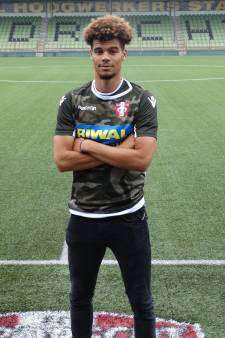 Mawouna Amevor op proef bij FC Eindhoven