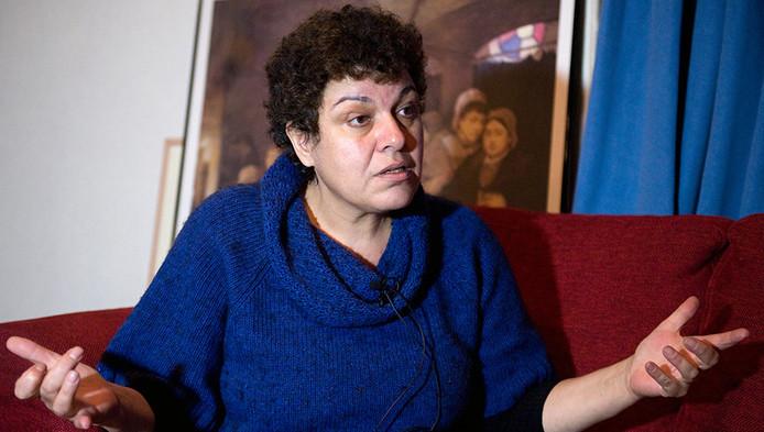 Sara Glatt net nadat ze in 2011 te horen had gekregen dat ze wellicht vervolgd zou worden. 'Ik ben beter dan de Jellinek'.