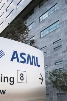 Na recordkwartaal moet ASML een miljard omzet inleveren door zwakke markt en brand