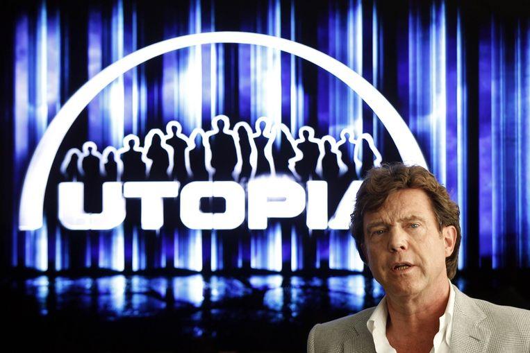 Het programma van John de Mol was pas sinds twee maanden op de Amerikaanse zender FOX te zien. Beeld belga
