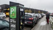 Oranje wordt roze: Kiel krijgt nieuwe parkeerzone met week vertraging