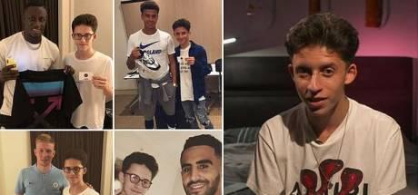 Britse personal shopper Sam (17) bedient topvoetballers op hun wenken