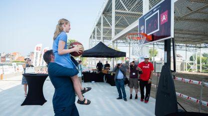 Nieuw basketcenter Giants wordt pareltje