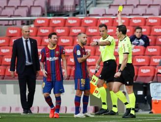 Hoogspanning bij FC Barcelona: Bartomeu zou dan toch nog voorzitter blijven, club dient klacht in tegen ref