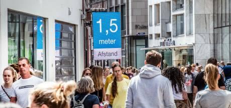 Tilburg 'verbaasd en verrast' over winkelcijfers: 'Omzet ligt juist weer bijna op niveau vorig jaar'