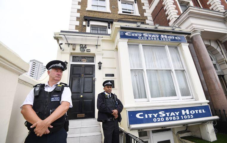 Alexander Petrov and Ruslan Boshirov - de twee vermoedelijke daders die in Groot-Brittannië verbleven met neppe namen - logeerden enkele dagen in het City Stay Hotel.