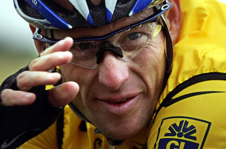 Lance Armstrong in 2004.