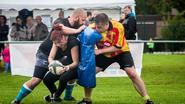 Nieuwe rugbyclub is niet voor doetjes