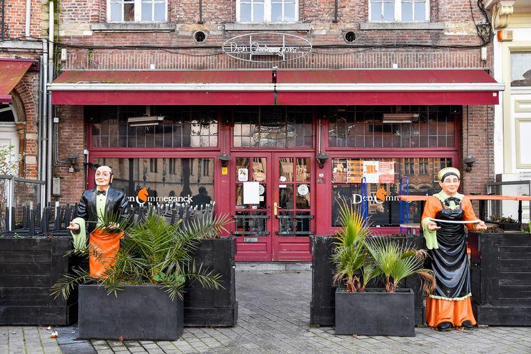 Den Ommeganck was de voorbije vier jaar in handen van Andy van Hoyweghen.
