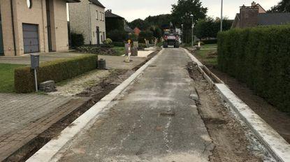 Handvol straten krijgt nieuwe laag asfalt