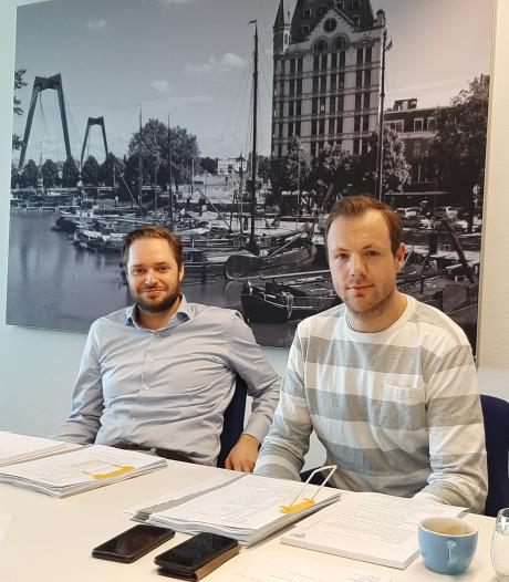 Vastgoedbedrijf eist dat Rotterdams PvdA-raadslid omschrijving 'boevenclub' van Twitter haalt