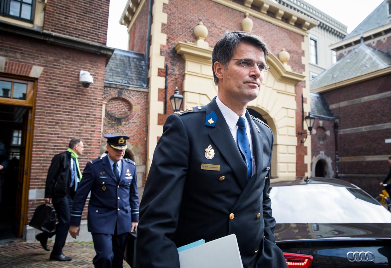 Erik Akerboom. Beeld ANP