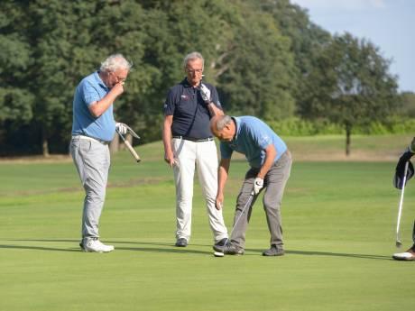 Golfdagen leveren 45 mille voor kankerbestrijding op