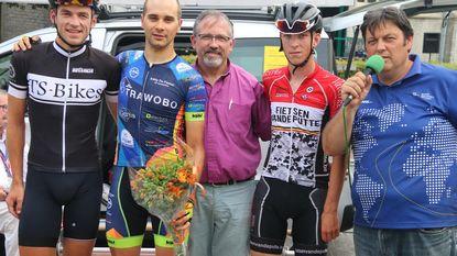 Jens derde in Belgisch kampioenschap WAOD
