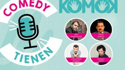 Comedy voor Komok
