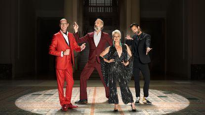 De namen zijn bekend: dit is de nieuwe jury van 'Dancing with the Stars' (en Davy Brocatus is er weer bij)