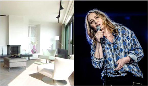 Anouk verkoopt haar luxe-appartement.