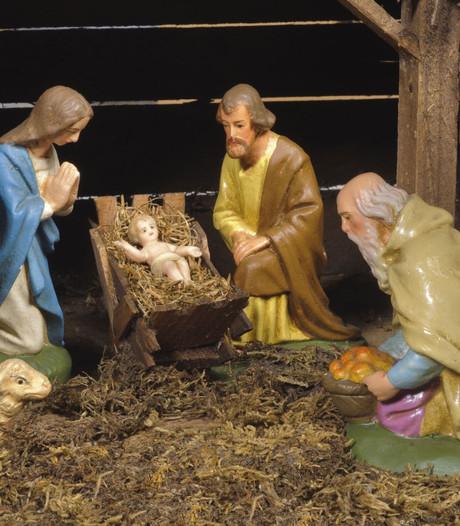 Toen ik Jezus wilde bijlichten, knetterde het op het rieten dak