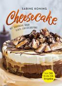 Sabine Koning, Cheesecake. Het kookboek voor echte cheesecakefans. NwA'dam €20