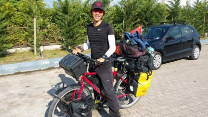 Fiets van Chinees gestolen aan station Brussel-Zuid na tocht van 15.000 kilometer