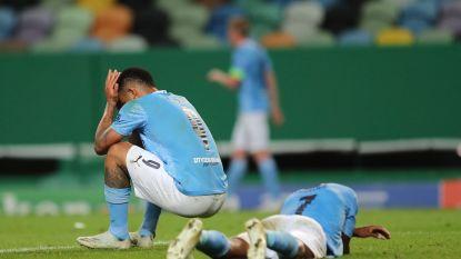 Superefficiënt Lyon knalt Man City ondanks goal De Bruyne uit Champions League