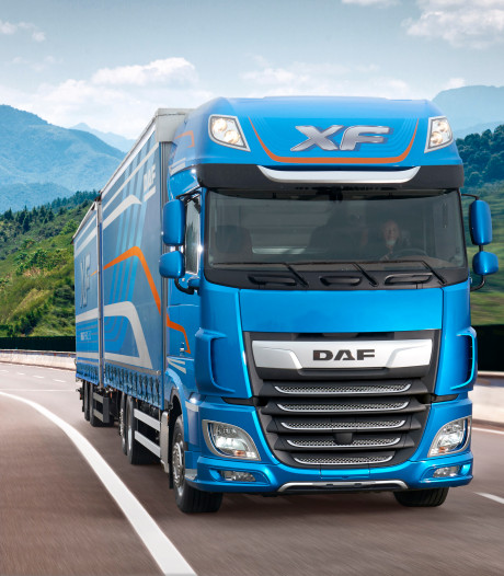 DAF gaat 250 trucks per dag bouwen, hoogste aantal ooit