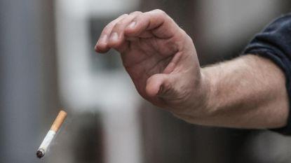 "Steven De Vuyst (PVDA) trekt ten strijde tegen de sigarettenpeuk: ""Peuken horen in de vuilnisbak, niet op de grond"""