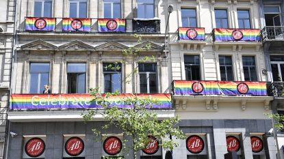 Grote pleiade aan artiesten op viering 15 jaar Te Gek!? in AB Brussel