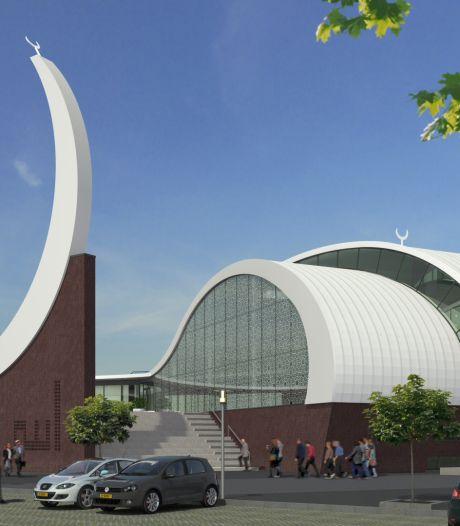 Harde afspraken over parkeren rond nieuw te bouwen moskee
