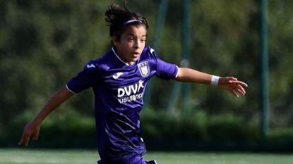 Anderlecht gaat vol voor de jeugd: nu al gesprekken over contract 14-jarig supertalent Bounida