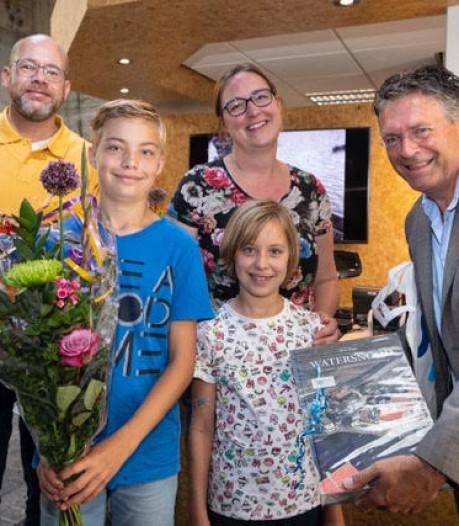 Watersnoodmuseum in Ouwerkerk haalt 50.000ste bezoeker binnen