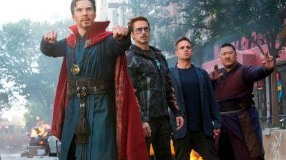 VIDEO: 'Avengers: Infinity War'-cast leest gemene tweets voor tijdens Jimmy Kimmel Live