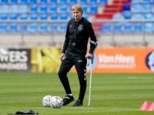 Willem II-trainer Koster heeft begrip voor afzeggen IJsselmeervogels: 'Je kunt niemand verplichten'