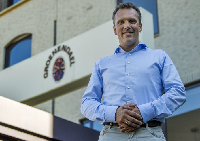 Jan Willem Poot oprichter en voorzitter raad van bestuur Yes We Can Clinics.