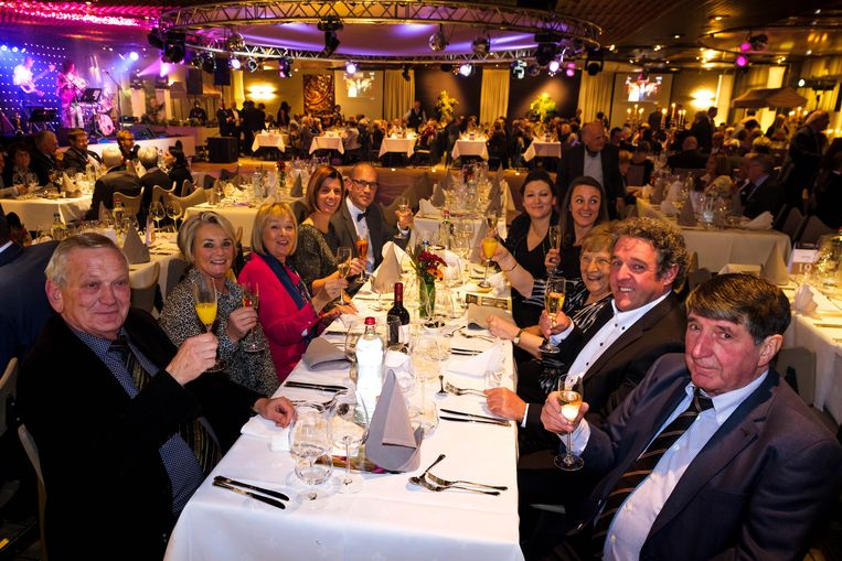 20181123, Hasselt, Belgium. Frans Billen organiseert de Golden Hasselt Awards in de Lorka. In picture: