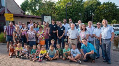 100 vrijwilligers van 8 verenigingen krijgen hulp van Chiromeisjes Gontrode bij kermis in Gijzenzele