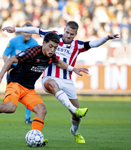 """Nieuwkoop geniet bij Willem II: ,,Publiek stond vanaf minuut een achter ons"""""""