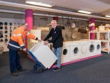 Afdankertjes Noppes Woerden en Gouda gaan naar de recycling