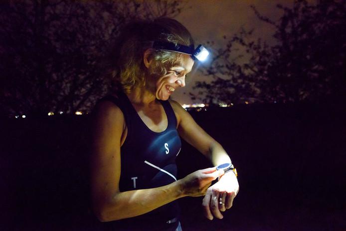 Ingrid Weijer heeft haar hart verpand aan trailrunning.