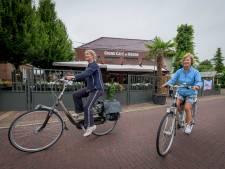 Op de pedalen voor Markelose fietsvierdaagse