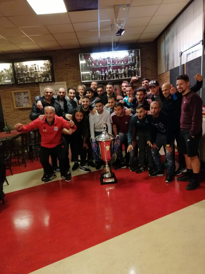 Suryoye wint Marinus Goedhart-toernooi