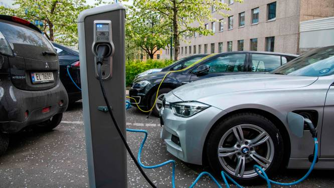 Meer dan helft nieuwe auto's in Noorwegen elektrisch