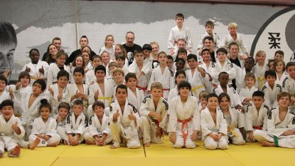 Judoclub Samoerai huldigt nieuwe kampioenen