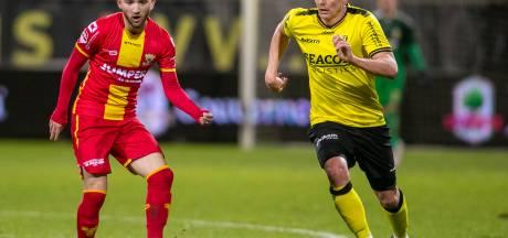 Samenvatting: VVV-Venlo - Go Ahead Eagles