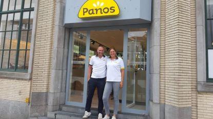 Panos opent nieuwe winkel in station