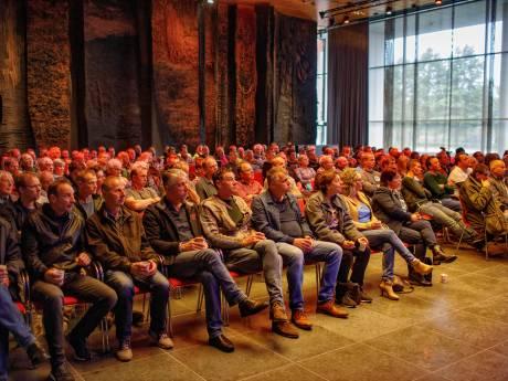 Volgende week dagelijks acties van boeren bij Brabants provinciehuis