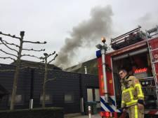 Brand Zwaluwhoeve in Hierden mogelijk ontstaan door sauna