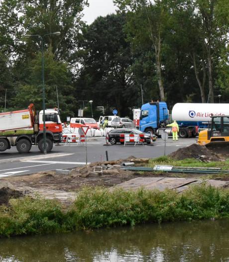 Kruispunt Stromenlaan-Waardsebaan flink op de schop