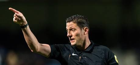 Manschot scheidsrechter bij PSV - Willem II