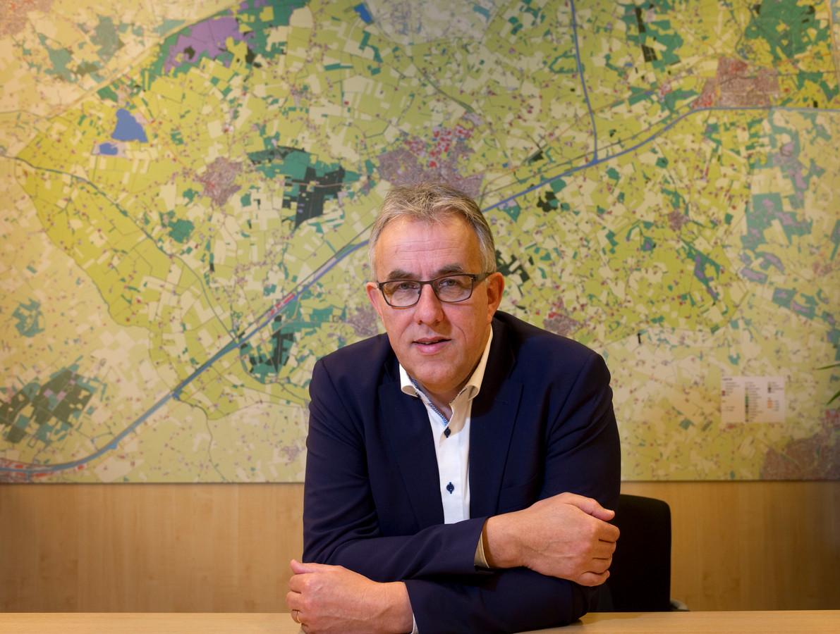 Wethouder Harry Scholten
